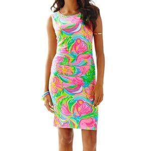 Lilly Pulitzer Madeira Fitted Dress - Size L